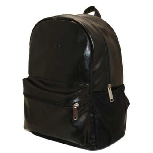 Рюкзак зі шкірзамінника