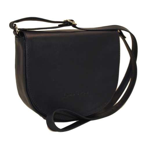 Практична сумка з двохколірного шкірзамінника високої якості, зачиняється на блискавку та магнітний клапан.Має один завнішний та три внутрішних кармани. Модель на довгому регульованому ремінці. Гарний варіан для швидкого темпу міста