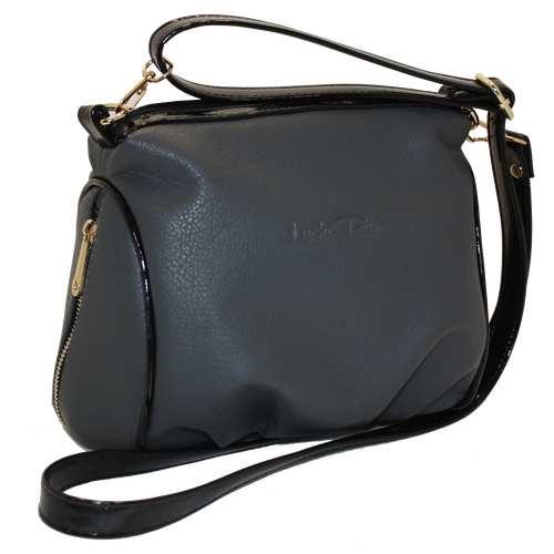 Жіноча сумка зі шкірзамінника високої якості.