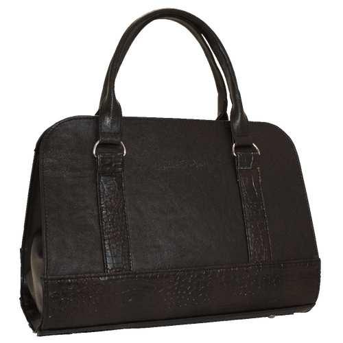 """Чудова дуже зручна каркасна сумка виготовлена українським брендом ТМ """"LucheRino"""". Під час пошиття використовується високоякісний шкірзамінник та дуже надійна міцна підкладка. Оригінальне поєднання двох текстур. Два відділення розділені функціональною кишенею-перегородкою. Дві короткі ручки та наявний довгий знімний регульований ремінець."""