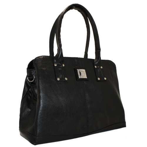 Класична містка жіноча сумка
