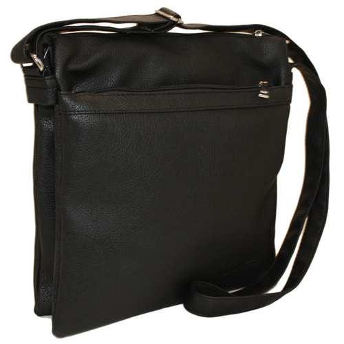 Зручна сумка зі шкірзамінника
