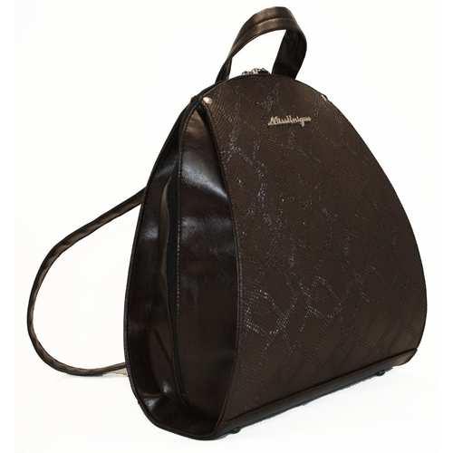 Рюкзак з текстурою пітон