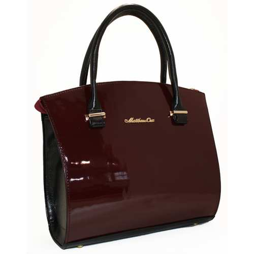 Каркасна сумка з якісного шкірозамінника